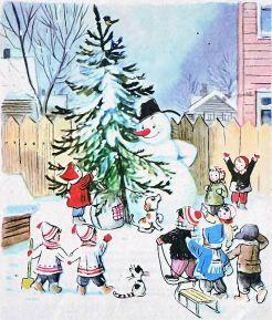 Новогодние игры для детей - Babyblog.ru