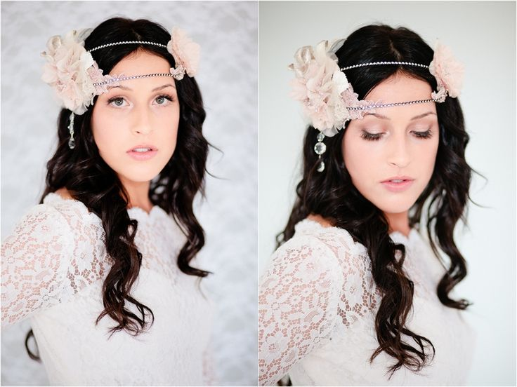Elbie Van Eeden makeup and hair | Lisa Harris jewellery | Elizabeth Avery dress | Eddie Judd Photography