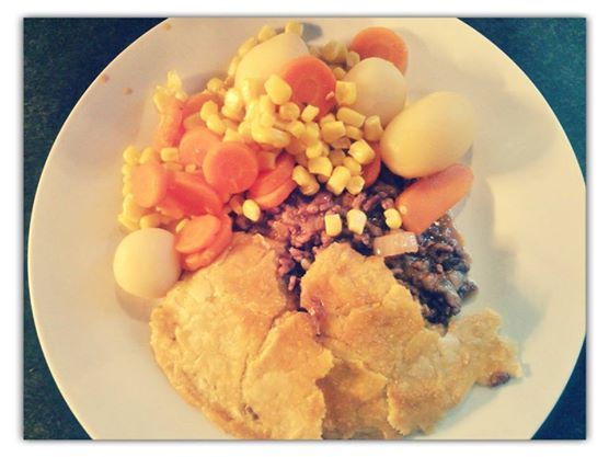 mince & onion pie #jamieoliver