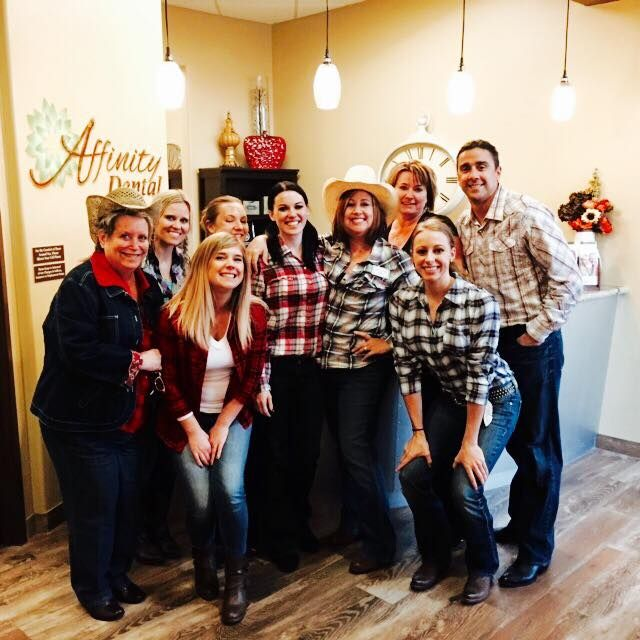 The Affinity Dental Team Stylin' It in 2015!