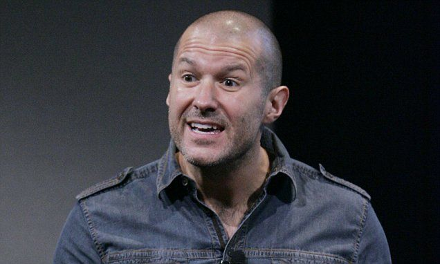 BIOGRAPHY DISPUTED: Apple's chief designer attacks Boyle over new biopic of Steve Jobs