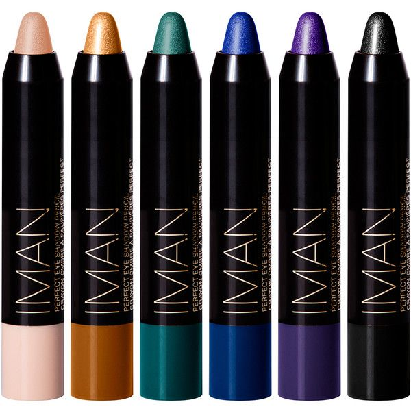 IMAN Cosmetics | Eyeshadow ($10) ❤ liked on Polyvore featuring beauty products, makeup, iman cosmetics, iman makeup and iman
