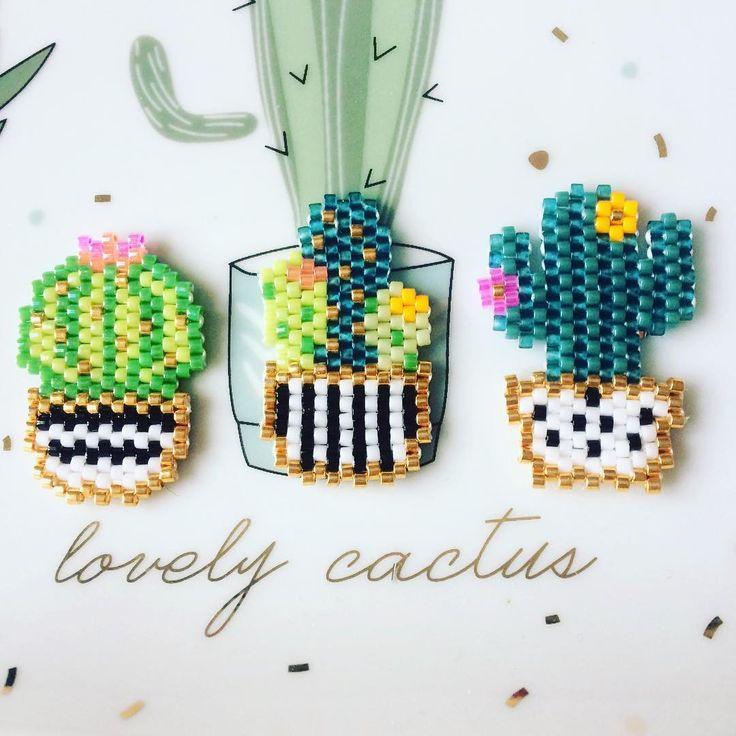 Cactus (motif Mon Petit Bazar)