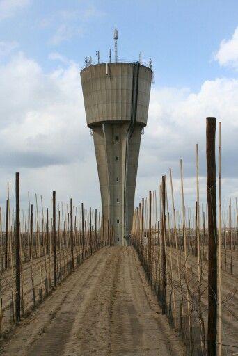 Watertoren van Bekkevoort.
