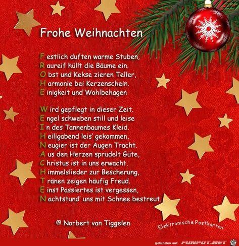 ein Bild für\'s Herz \'Frohe Weihnachten 2017.jpg\'- Eine von 15862 ...