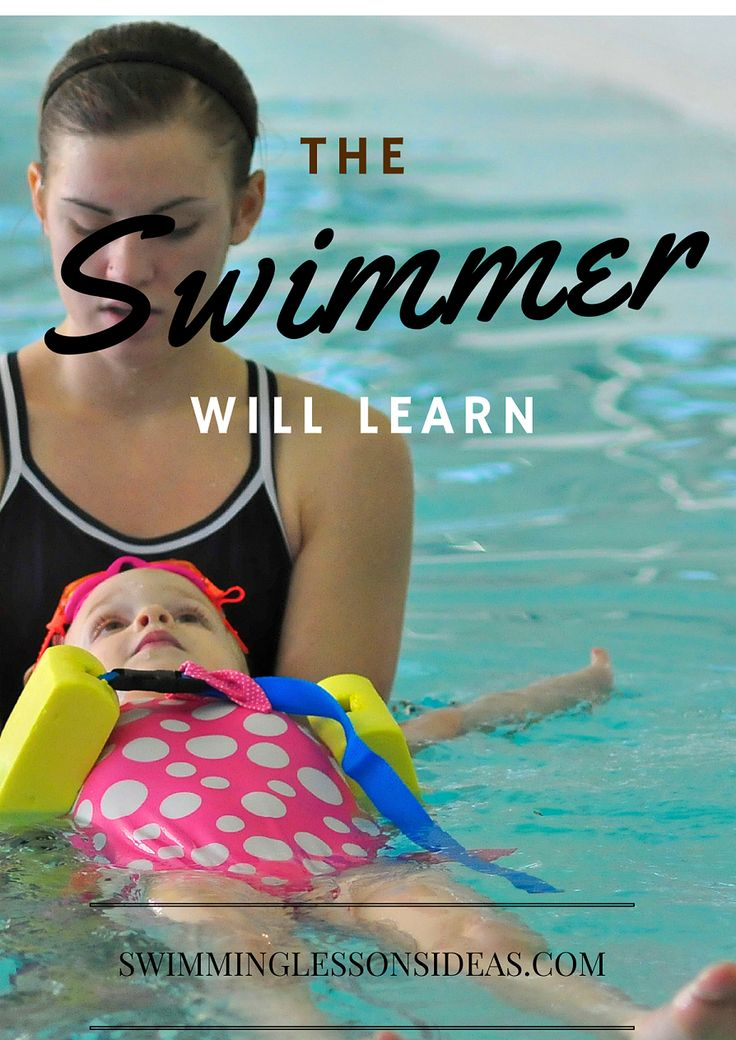 You can be an effective #swim #instructor too. Get ready for #summer and swimming lessons!