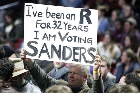 """Scared that Sanders would raise your taxes? Many people are, especially after reading what The Nation describes as Vox's """"wildly misleading"""" calculator of income taxes under the policies of various presidential candidates.  - 2016/04/09"""