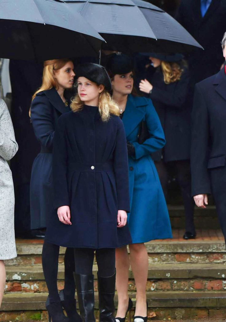 The Royal Watcher- Princess Beatrice, Princess Eugenie, Lady Louise Windsor