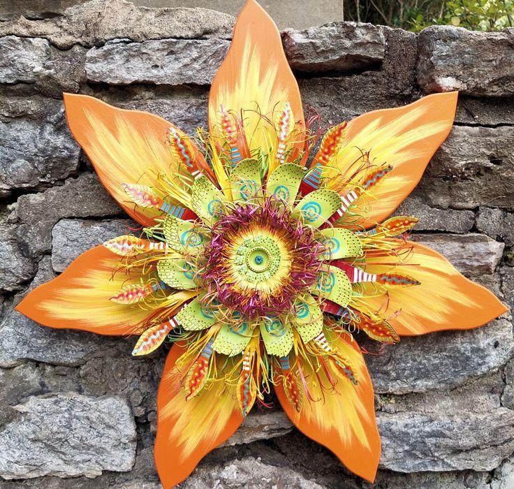 315 best Salvage & Bloom Garden Art images on Pinterest | Gardening ...