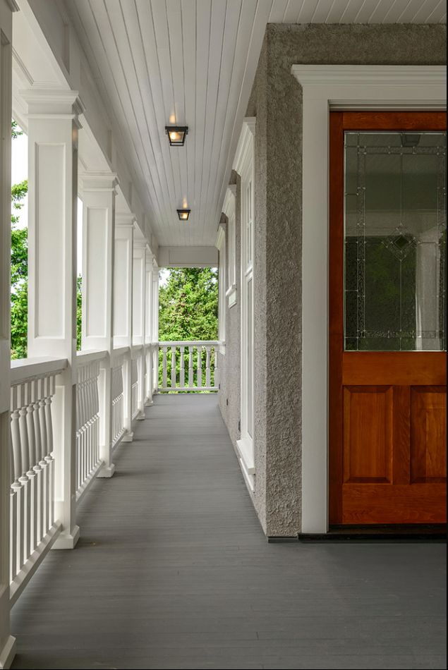 17 Best Images About Stucco Is Ok On A Craftsman On Pinterest Craftsman Door Gray And Arts