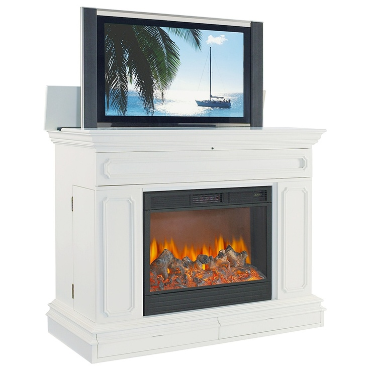 Remington Fireplace with TV Lift