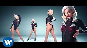 Bebe Rexha - I'm Gonna Show You Crazy (Official Music Video) - YouTube