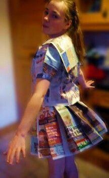 thema mode knutselen