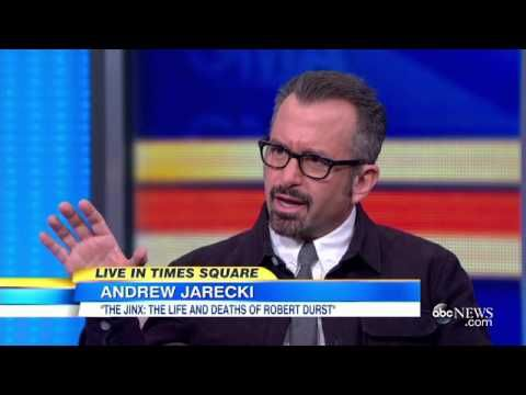 Andrew Jarecki Discusses New HBO Documentary About Robert Durst