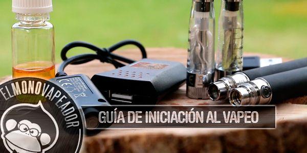 Guía de Iniciación al Cigarrillo Electrónico (Vapeo) | el mono vapeador
