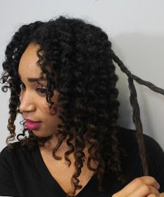 B Natural Hair Regimen