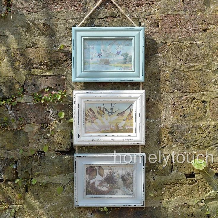 Vintage-Style-Photo-Frame-Multi-Picture-Collage-Frames-Shabby-Chic-Heart-Frames