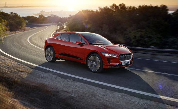 Jag's electric crossover SUV is here, and it looks great both on paper and in the metal. Read all about the I-Pace EV and see photos at Car and Driver.