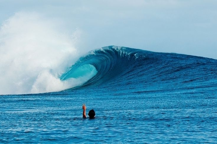 Tahitian Dream in our reality - from @chrisburkard on Ello.