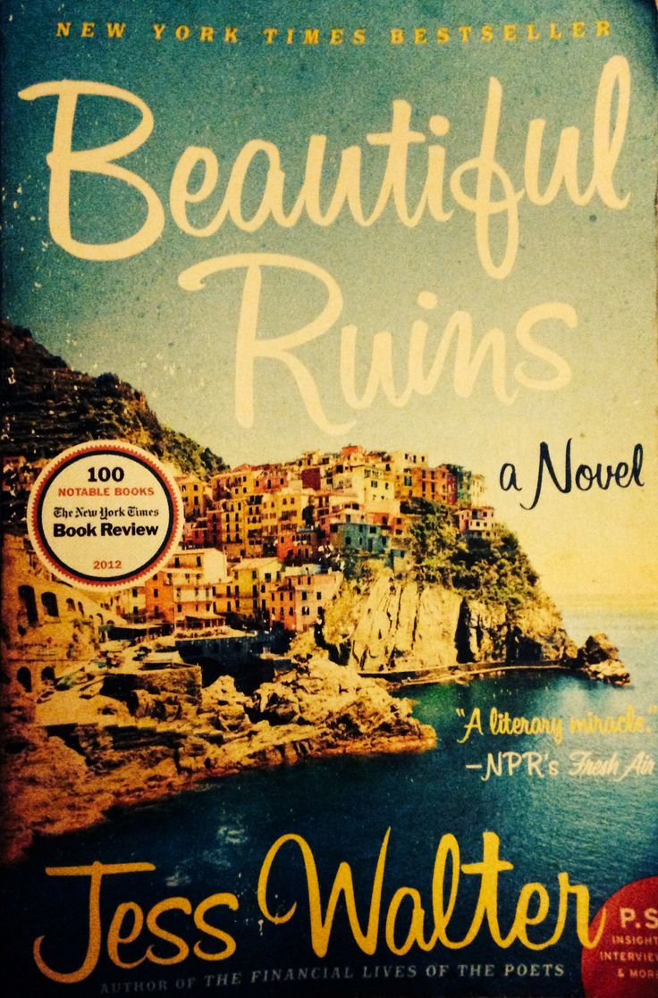 Beautiful Ruins Book Cover : Best books worth reading images on pinterest