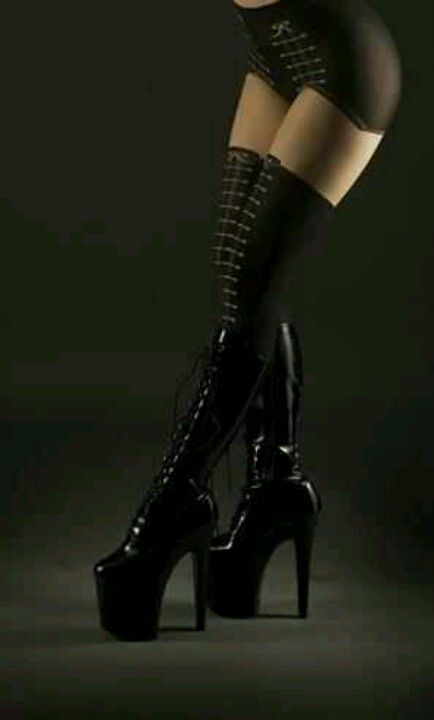 OMG I LOVE these shoes.... shame I could never wear them.