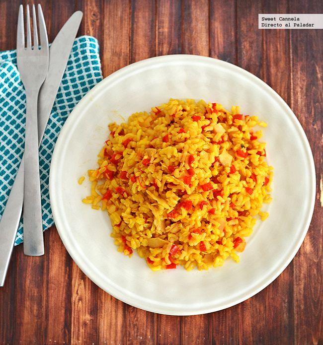 Receta de arroz a la Piamontesa. Con fotos del paso a paso y consejos de degustación