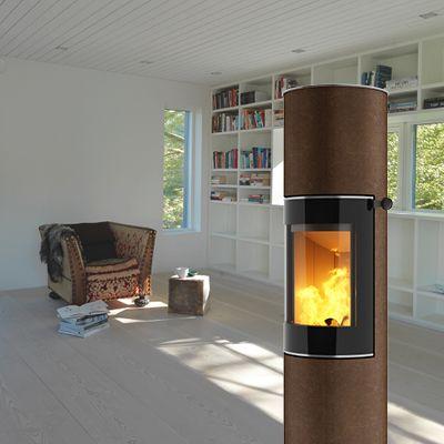 Be creative - select a Stove in the color Uniq #Rais #color #stove