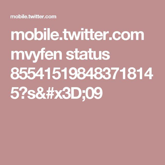 mobile.twitter.com mvyfen status 855415198483718145?s=09