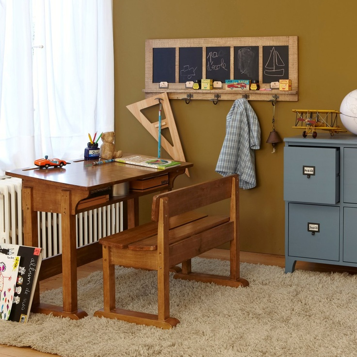ampm pupitre nouvelle collection chambres d 39 enfants pinterest bureaux et coles. Black Bedroom Furniture Sets. Home Design Ideas