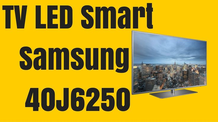 Televizor LED Smart Samsung 102 cm 40J6250 Full HD - Samsung 40J6250