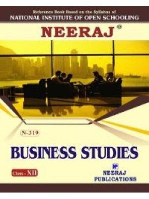 Nios Business Studies Book