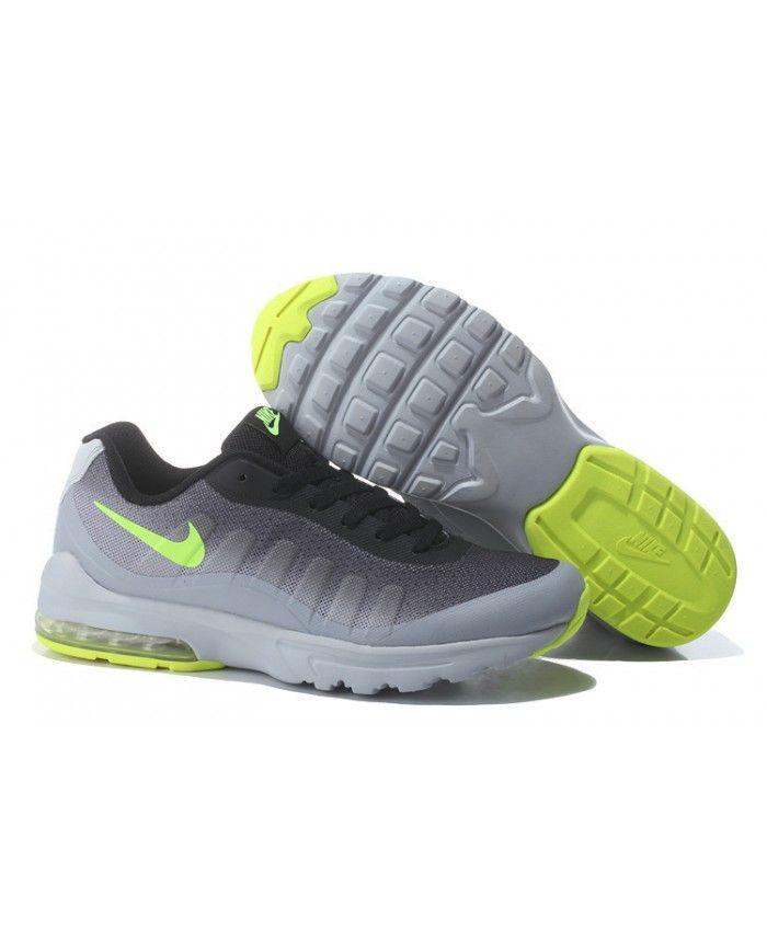 Femme Nike Air Max 95 Invigor Print Gris Vert Chaussures