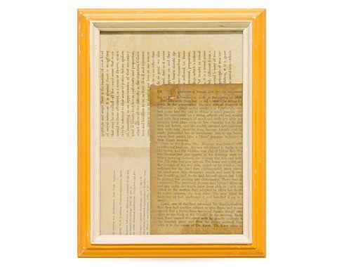 Frame No.163 -Orange-