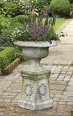 Cadmus Urn | Charleston Gardens® - Home and Garden Collection Classic outdoor and garden furnishings, urns & planters and garden-related gifts