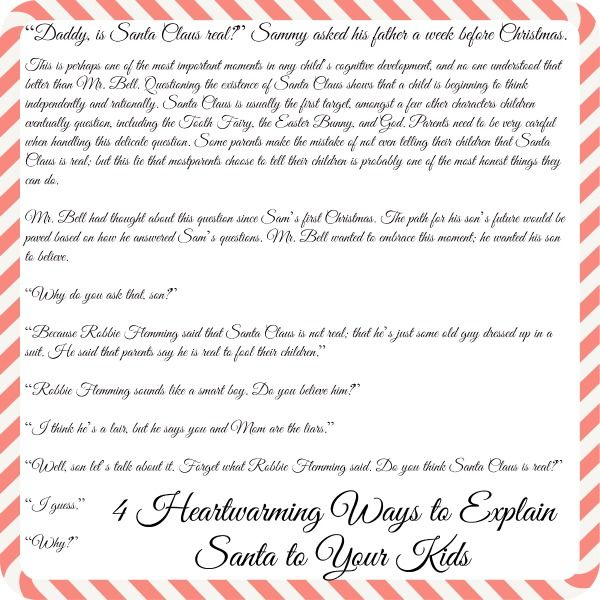 Best 25+ Letter explaining santa ideas on Pinterest Christmas - disagreement letter