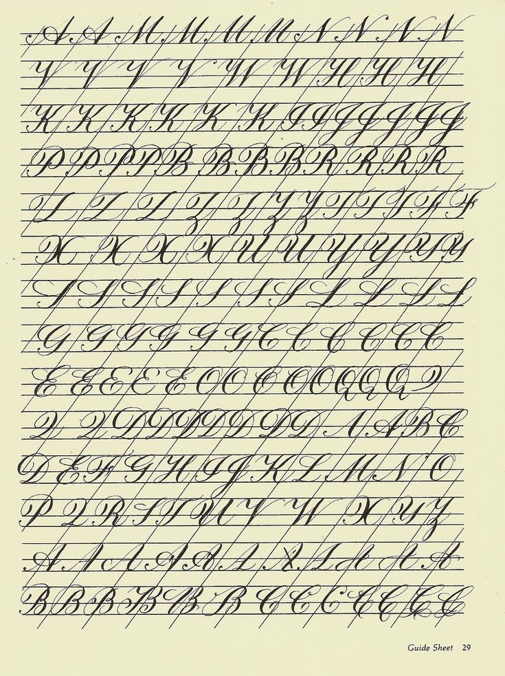 Calligraphy Handwriting Worksheets : Best copperplate calligraphy ideas on pinterest