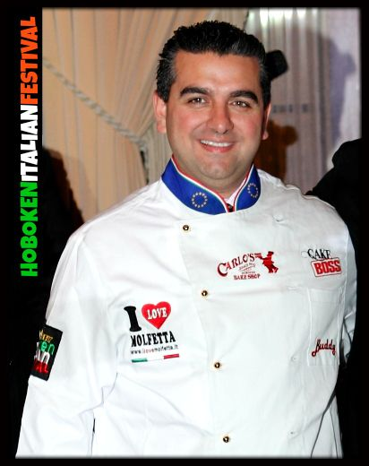 is one of the greatest gifts, because the larger one is your affection, arrived by Buddy Valastro, the Cake Boss mythical, the King of Cakes that he has spent a spectacular, believe, really yummy birthday cake: Happy Bday I Love Molfetta. www.ilovemolfetta.it