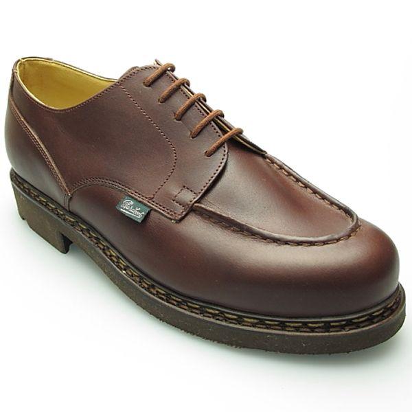 今秋の注目靴ブランド「パラブーツ」男なら履くべき理由&魅力とは!?