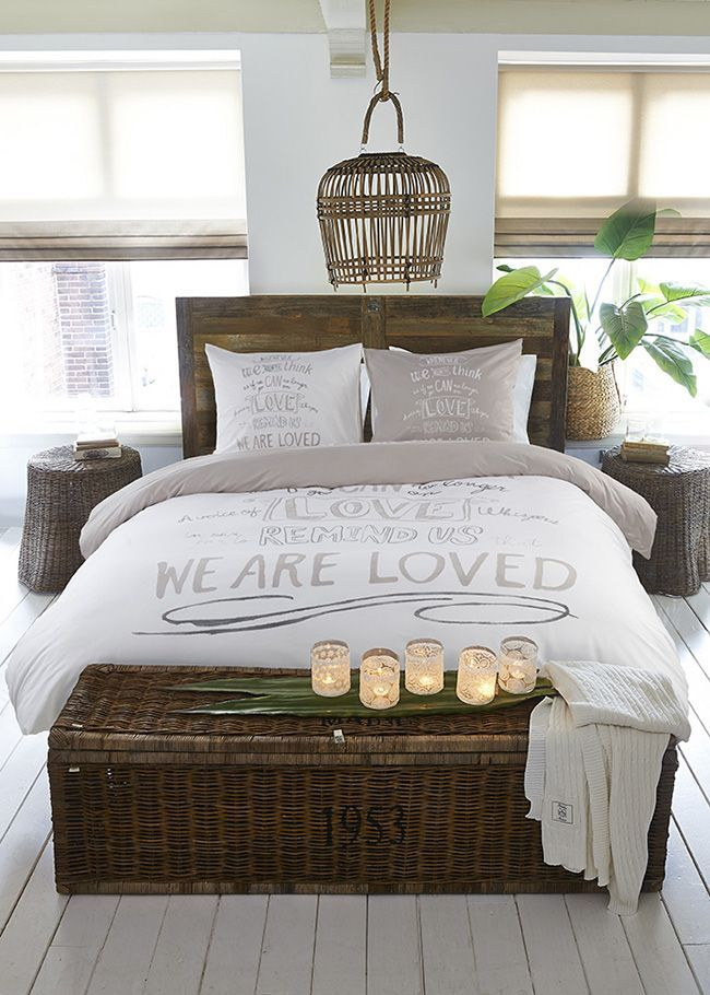 Rivièra Maison slaapkamer