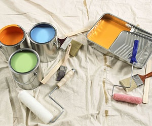 Ultimate Guide to Painting #bhg: Paintings Art, Paintings Guide, Furniture Arrangement, Antiques Furniture, Handy Paintings, Paintings Ideas, Paintings Tips, Colors Schemes, Furniture Ideas