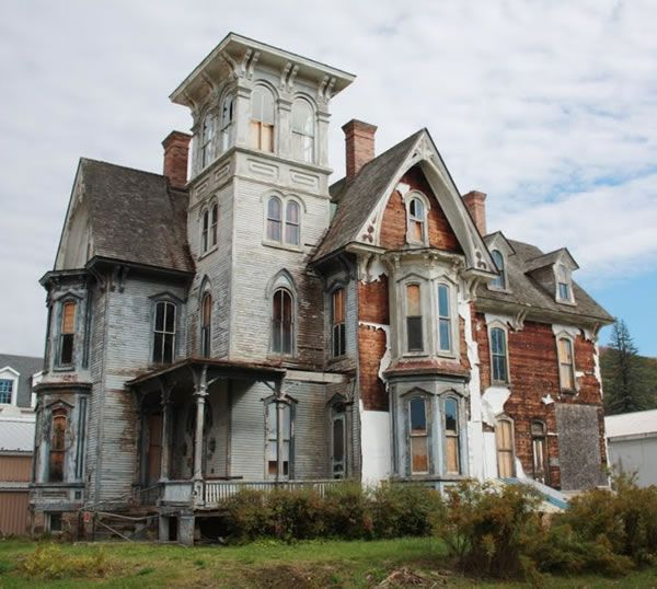Abandoned Places For Sale In Pa: 156 Best Images About Abandoned & Haunted Buildings On