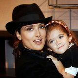 Salma Hayek Will Melt Your Heart With This Old Video of Her Daughter Playing the Piano