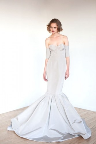 very few people can pull off mermaid style dresses but it looks amazing on those that can