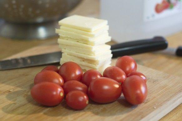 Garden Fresh Juliette Tomatoes, Mozza