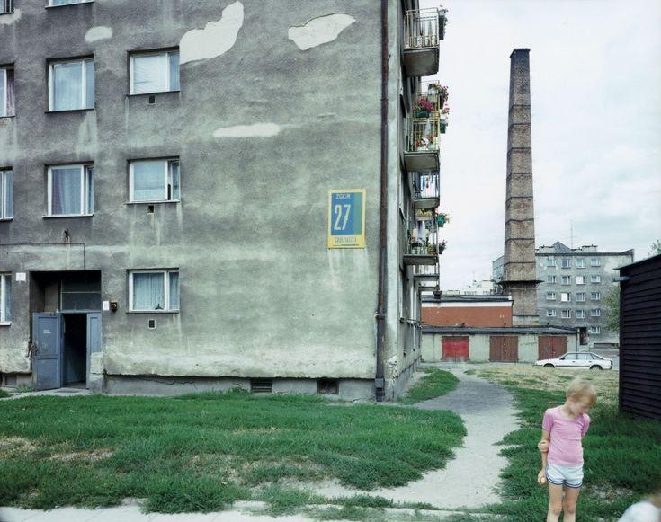 Guido Guidi, Elblag, Pologne, 08.1994