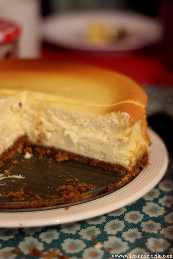 J'avais noté cette recette de cheesecake au lait fermenté dans mon dernier livre chouchou du moment the fearless baker et prévu de la faire tellement elle m'intriguait.