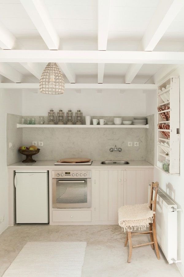 For Your Style File 7 Beautiful Inspiring Mediterranean Kitchens