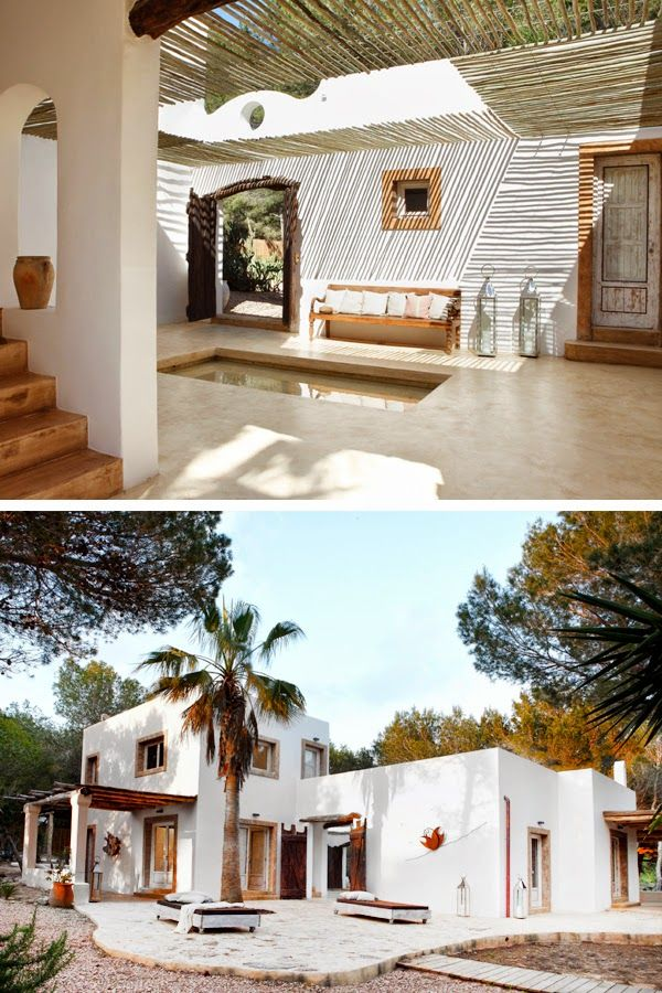 ChicDecó: | A charming rural house in Formentera