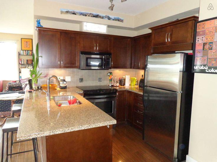 Modern kitchen, all the amenities