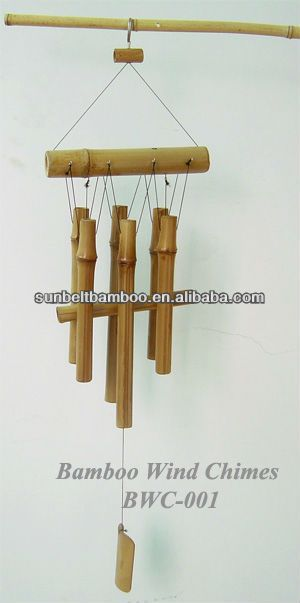 #bamboo wind chimes, #wind chimes, #antique wind chime
